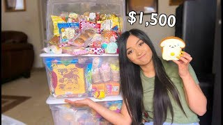 Download i spent $1500 on squishies from japan Video