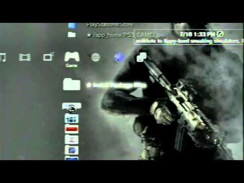 IrisManager V2.65 PS3 Backup Manager