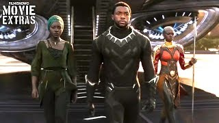 "Marvel Studios Black Panther ""Good to Be King"" Featurette (2018)"