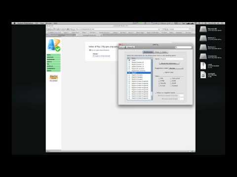 Safari Greek Spelling in MacOS X.