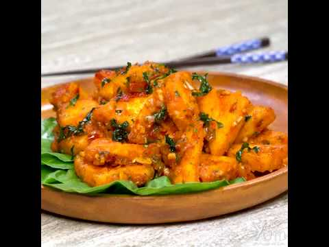 Dragon Paneer |  Dragon Paneer recipe