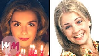 Top 10 Differences Between Chilling Adventures of Sabrina & Sabrina the Teenage Witch