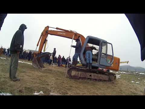 I TRIED TO BUY AN EXCAVATOR!