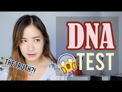 Taking a DNA Test ?!? I'M NOT 100% VIETNAMESE?!
