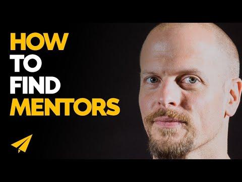 Mentor Tips - 5 Ways to Find MENTORS - #BelieveLife
