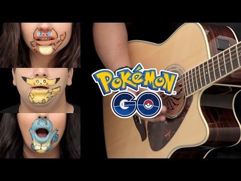 Pokémon GO - Arabish - أغنية بوكيمون