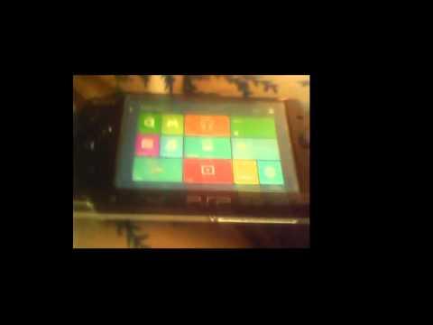 como instalar windows 8 en la psp 2014 (super facil )