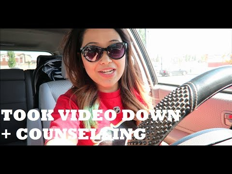 TOOK OUR VIDEO DOWN + STARTED COUNSELLING FOR POSTPARTUM & LOSS OF A PARENT