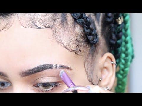 How To: Fleek Eyebrow Cuts | Vanessa Lynn @ortizv95