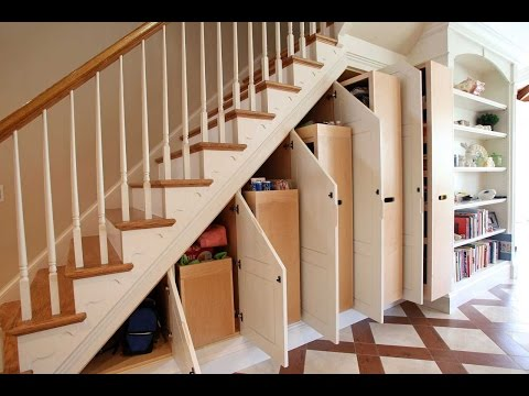 Hot 60 + Ideas How To Use Small Space Under Stairs 2017  - Creative Ideas and Design