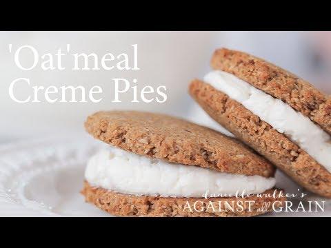 Grain-free Oatmeal Creme Pie Recipe | Danielle Walker