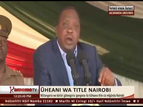 How to eliminate corruption in Kenya.!!!