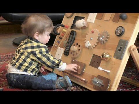 DIY Busy Board Part 6
