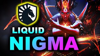 NIGMA vs LIQUID - INSANE GAME - ESL One Birmingham 2020 DOTA 2