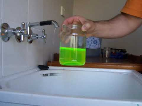 How to make Glow Water