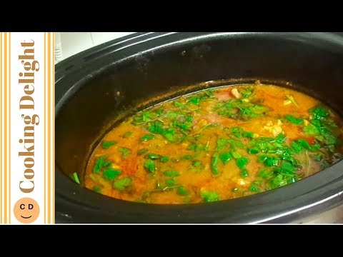 Indian Curry Recipe   Slow Cooked Lamb Balti