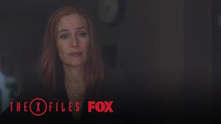 A Dark Figure Is Seen Throughout Scully