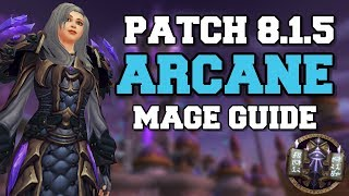 Frost Mage PvE Guide 8 1 | Talents, Rotation & Stats | World of