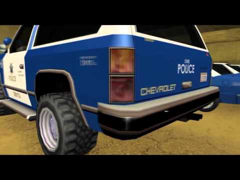 San Andreas State Police modpack