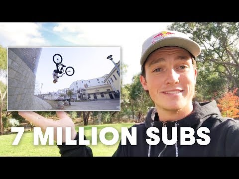 7 MILLION SUBSCRIBERS! You decided what the best Red Bull videos are.