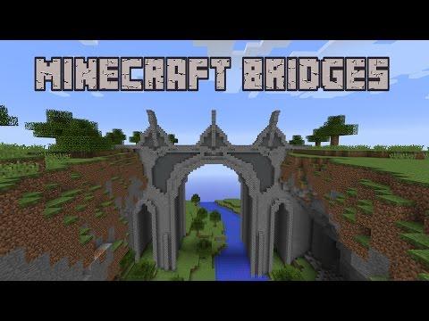 Minecraft Build School: Bridges!