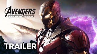 "AVENGERS 5 - Tribute Trailer Mashup "" The Legend "" ⎊ Tony Stark | The Way (4K)"