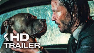 JOHN WICK 3: Parabellum All Clips & Trailers (2019)