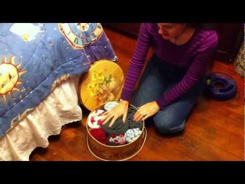 Organize it! #2:  Hat Boxes