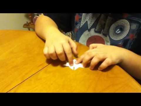 Origami Buck Teeth