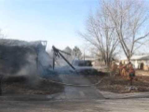 Fire in Montara neighborhood
