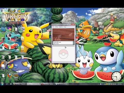 how to get Palkia and Dialga in pokemon pearl or Diamond