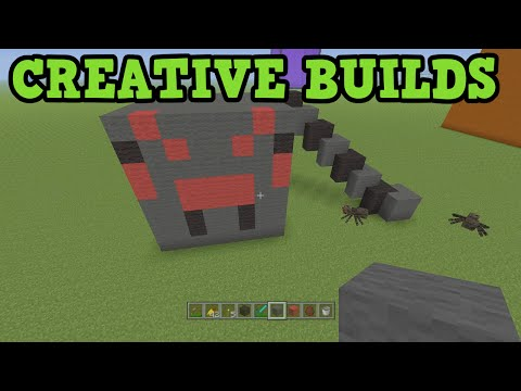 Minecraft Creative Building LIVE Session - PS4 Building