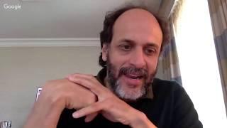 Luca Guadagnino chats directing