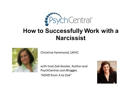 How to Successfully Work with a Narcissist