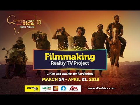 Script2ScreenAfrica 2018 Official TV Commercial