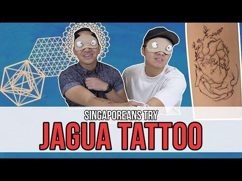 Singaporeans Try: Jagua Tattoo | EP 107