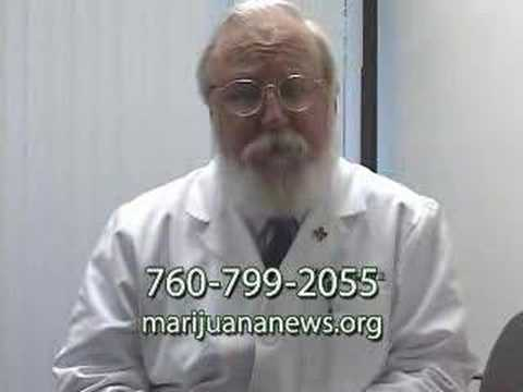 Dr. Denney Tells Why Medical Marijuana is Good
