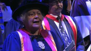 Faculty of Arts & Faculty of Education and Social Work Graduation Ceremony, Autumn 2017