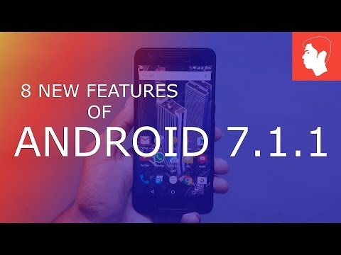 8 New Features In Android 7.1.1 Developer Preview For Nexus 6P That You Might To Know!