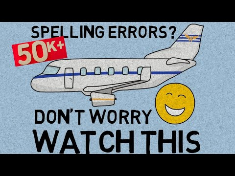 How to change name in Airlines Tickets| Spelling mistake