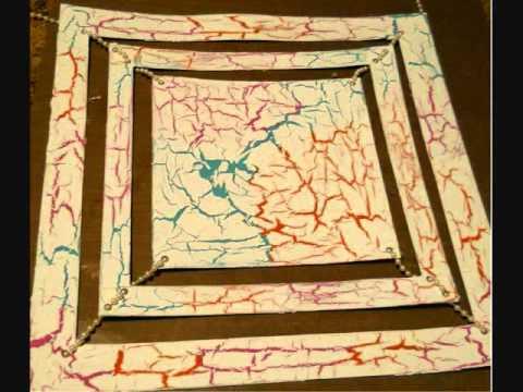 Distressed Crackled Frame.wmv