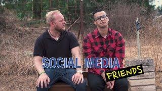 Social Media Friends | David Lopez