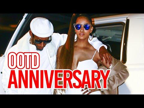 HUSBAND AND WIFE Anniversary OOTD ft. FashionNova | ❤️ KhrisAndChina
