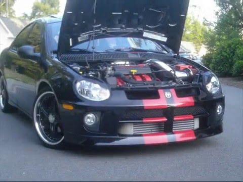 Dodge SRT-4 Tribute Video