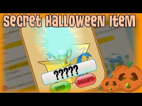 Animal Jam: Secret Halloween Item...