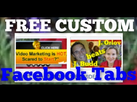 How to create Custom Tabs with Redirect to ANY External Website for your Facebook Page for FREE!!!