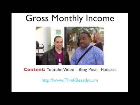 Net Pay vs Gross Monthly Income|How to calculate your salary