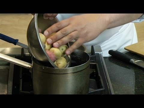 Salt Boiled Potatoes