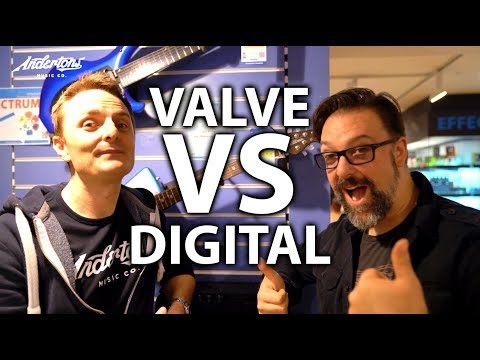 Small Valve Amp or Big Modelling Amp? Which is Better??