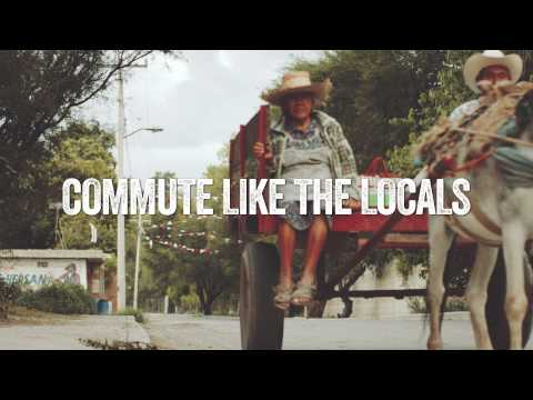 Old El Paso™ Restaurante Presents - Commute Like the Locals